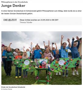 Deutscher Schulpreis Schuttertal